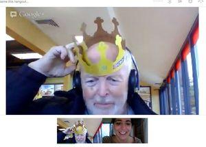 Dada crown